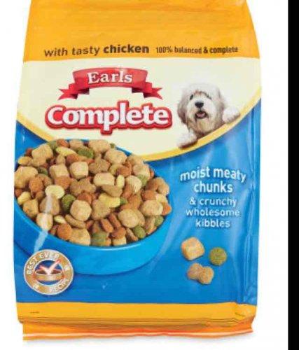 Earls Complete Dog Food
