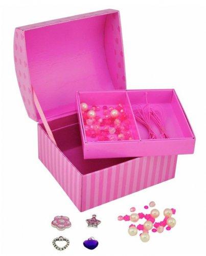 chad valley designafriend jewellery box and bead set. Black Bedroom Furniture Sets. Home Design Ideas