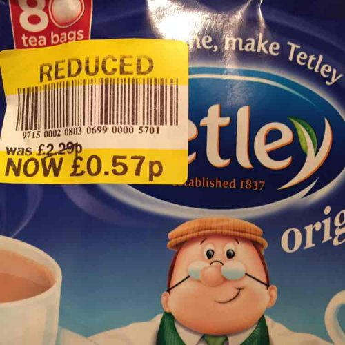 To sweeten the offer, there is a new printable coupon for $ off 1 Tetley Tea Product that you can pair with the sale to get tea bags for just $ If you use one tea bag a day to brew a gallon of iced tea, you will spend just $ on each gallon of iced tea this summer!