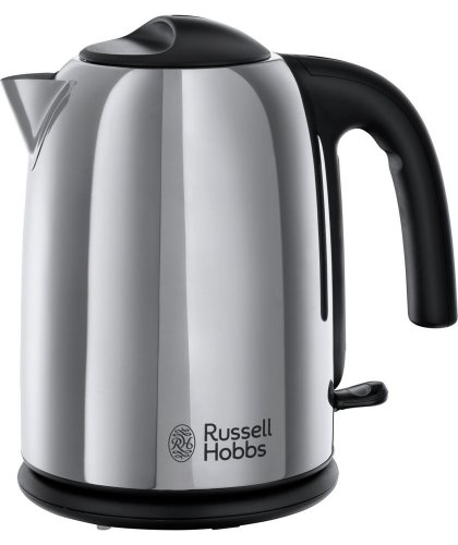 russell hobbs 20410 polished kettle argos. Black Bedroom Furniture Sets. Home Design Ideas