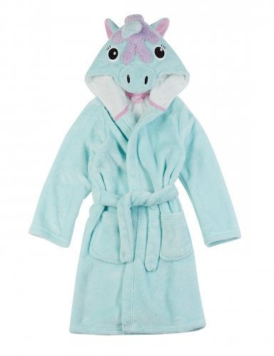 unicorn design dressing gown was 14 now from. Black Bedroom Furniture Sets. Home Design Ideas