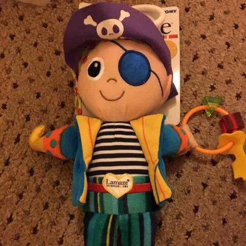 lamaze pirate rattle baby toy widnes tesco hotukdeals. Black Bedroom Furniture Sets. Home Design Ideas