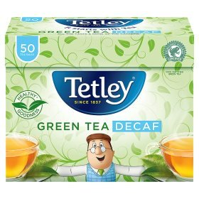 tetley green tea decaf 50 tea bags 1 asda hotukdeals. Black Bedroom Furniture Sets. Home Design Ideas