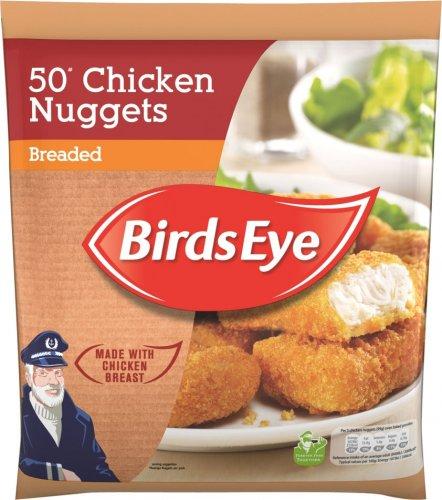 Nuggets Deal: Birds Eye Chicken Nuggets