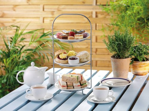 Wonderful Indulgent Spring Afternoon Tea For Two Inc Sandwiches  Scone  With Interesting  Scone Cream Tea  Mille Feuille  Macaroons Strawberries  Hot Drinks  With Free Refills At Wyevale Garden Centres Just Pp Via Groupon   Hotukdeals With Beautiful Wooden Garden Sheds Uk Also Garden Design Tunbridge Wells In Addition Window Sill Garden And Versaille Gardens As Well As Garden Ornaments Uk Additionally Garden Chair Plans From Hotukdealscom With   Interesting Indulgent Spring Afternoon Tea For Two Inc Sandwiches  Scone  With Beautiful  Scone Cream Tea  Mille Feuille  Macaroons Strawberries  Hot Drinks  With Free Refills At Wyevale Garden Centres Just Pp Via Groupon   Hotukdeals And Wonderful Wooden Garden Sheds Uk Also Garden Design Tunbridge Wells In Addition Window Sill Garden From Hotukdealscom