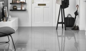 Wickes Infinity Grey Polished Porcelain Floor Amp Wall Tiles