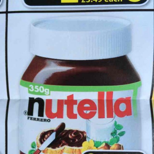 nutella 350g farmfoods hotukdeals. Black Bedroom Furniture Sets. Home Design Ideas