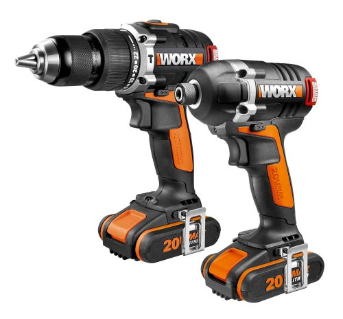 Worx Wx918 20 V Lithium Ion Brushless Motor Impact Driver And Hammer Drill Dispatched Sold By