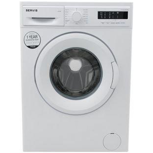 servis l814w 8kg 1400 spin washing machine. Black Bedroom Furniture Sets. Home Design Ideas
