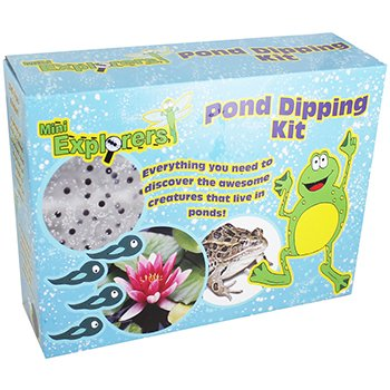 Kids Pond Dipping Kit Was Now With Code C C