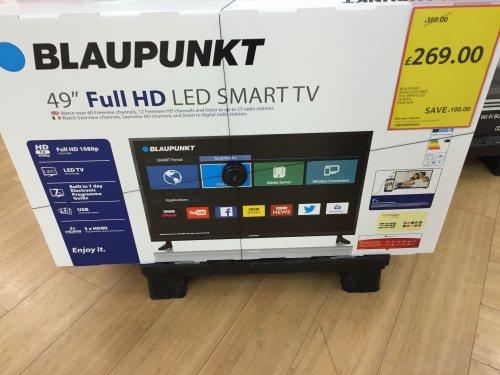 Tv deals tesco