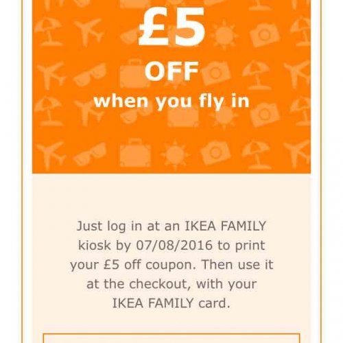 free 5 voucher with ikea family with no minimum spend. Black Bedroom Furniture Sets. Home Design Ideas
