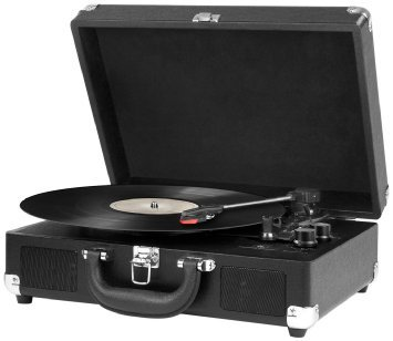 possible fathers day present vintage suitcase turntable. Black Bedroom Furniture Sets. Home Design Ideas