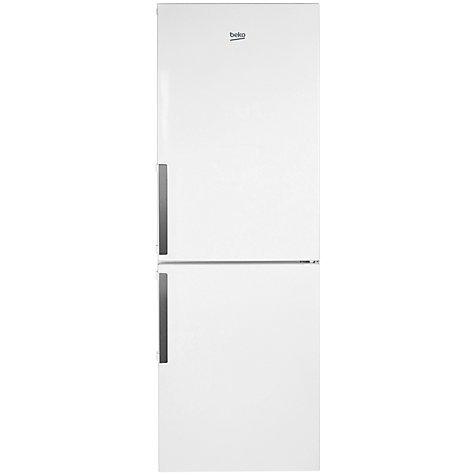 beko cfp1675w 60 40 frost free fridge freezer white. Black Bedroom Furniture Sets. Home Design Ideas
