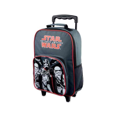 star wars wheeled bag free std delivery available from thursday 16th june hotukdeals. Black Bedroom Furniture Sets. Home Design Ideas