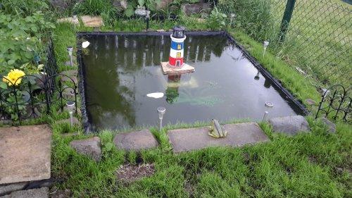 Build Your Own Large Pond For 14 Pond Liner Lifetime
