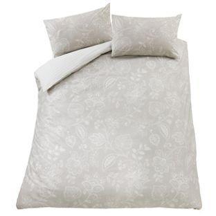 amberley double bedding set argos hotukdeals. Black Bedroom Furniture Sets. Home Design Ideas