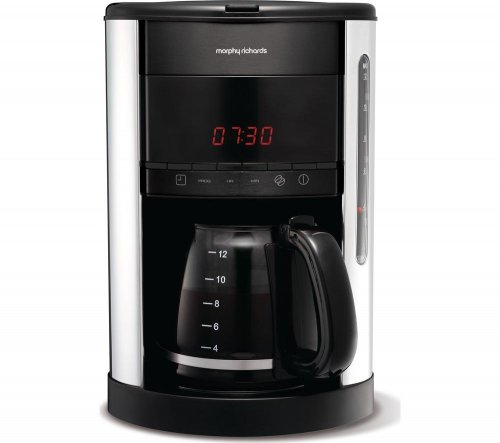 Delonghi Coffee Maker Sainsburys : Morphy Richards Accents Filter Coffee Maker - Sainsbury s In-Store - ?33.33 - HotUKDeals