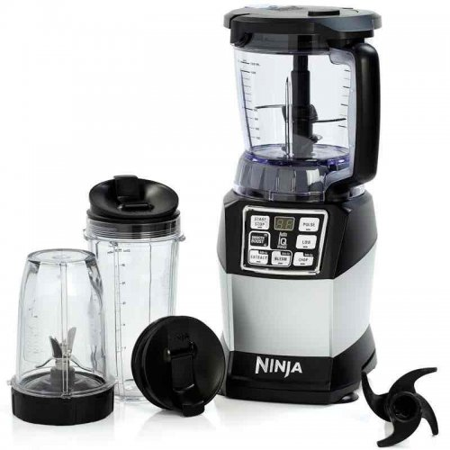 Nutri Ninja Bl490uk Kitchen System With Auto Iq Costco Online Hotukdeals