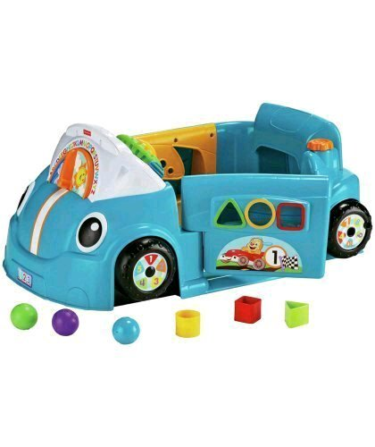Fisher Price Laugh And Learn Crawl Around Car Uk