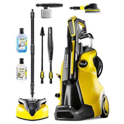 karcher k5 full control car and home pressure washer. Black Bedroom Furniture Sets. Home Design Ideas