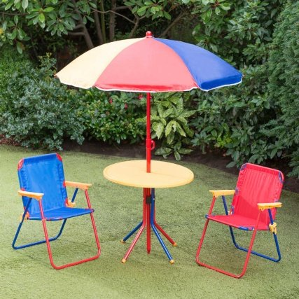 Kids Club Patio Set 4pc B M Reduced To From Hotukdeals