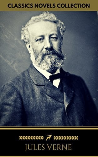Jules Verne The Classics Novels Collection Included 19