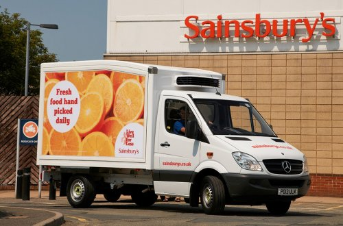 sainsbury 39 s midweek pass delivery saver now 20 for the. Black Bedroom Furniture Sets. Home Design Ideas
