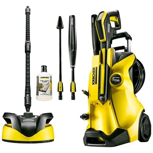 karcher k4 premium full control home refurbished pressure washer bundle from karcher outlet 142. Black Bedroom Furniture Sets. Home Design Ideas