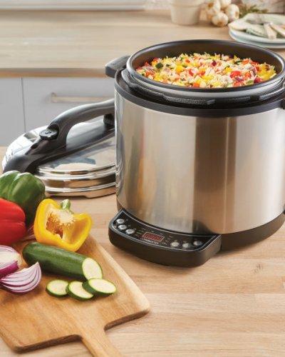 Electric Multi Cooker ~ Electric multi cooker £ slow pre order