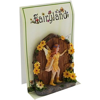 Fairyland fairy door 3 the works hotukdeals for The works fairy door