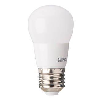led es 3 2w equiv 25w light bulb at screwfix 99p. Black Bedroom Furniture Sets. Home Design Ideas