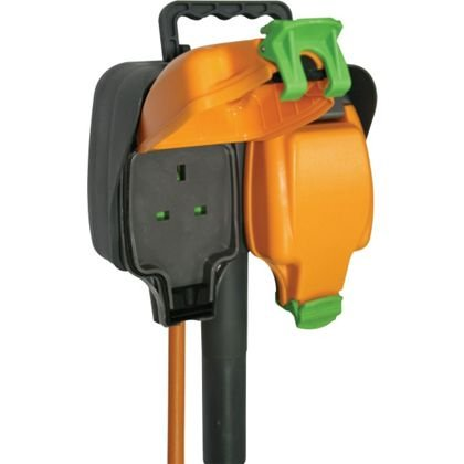 Outdoor plug socket b&q