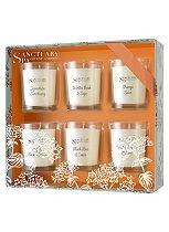 Sanctuary Spa Home Fragrance Autumn Winter Candle