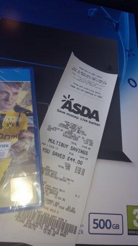 Cheap ps4 deals asda