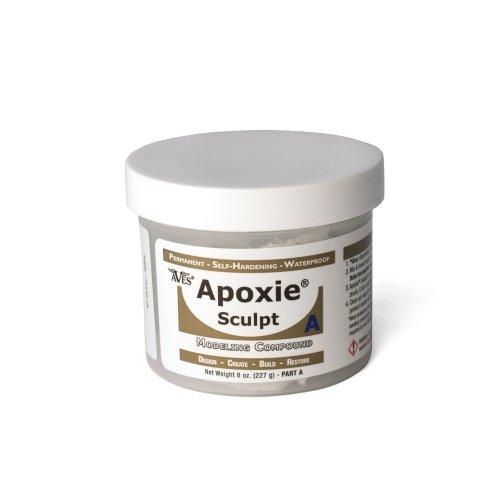 Epoxy Clay Sculpting : Lb aves apoxie sculpt modelling bonding filling clay kit