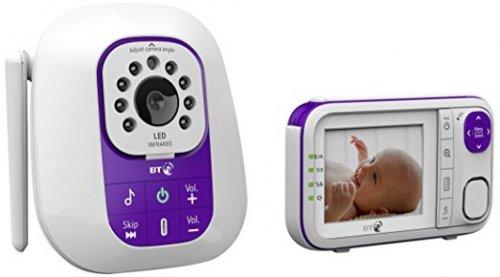 bt digital video baby monitor 1030 on amazon hotukdeals. Black Bedroom Furniture Sets. Home Design Ideas
