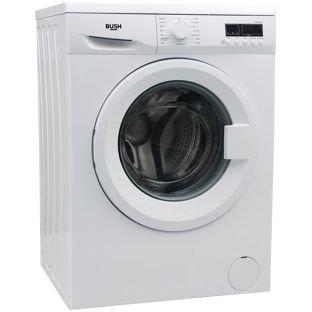 bush wmns814w 8kg 1400 spin washing machine 37 plus. Black Bedroom Furniture Sets. Home Design Ideas