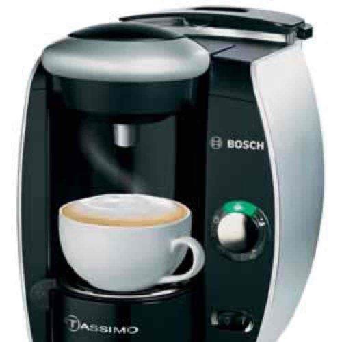 Bosch Tassimo Coffee Maker T65 Argos : Tassimo by Bosch T40 Fidelia Multi Drinks Machine - Silver ?49.99 @ Argos - HotUKDeals