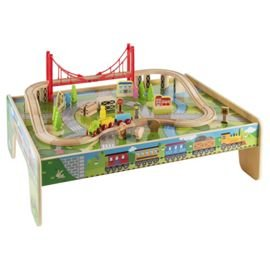 Carosel Train Table 163 15 Tesco Direct Borehamwood