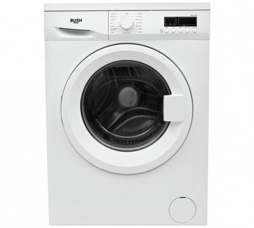 bush wmns714w 7kg 1400 spin washing machine reduced to. Black Bedroom Furniture Sets. Home Design Ideas
