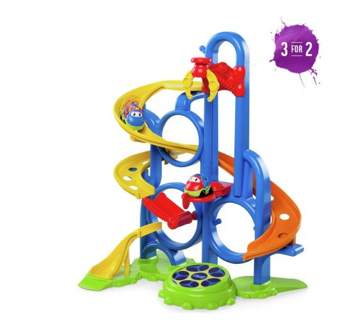 oball go grippers bounce n zoom speedway activity toy. Black Bedroom Furniture Sets. Home Design Ideas
