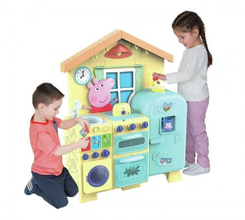Peppa Pig House Kitchen £20 @ Morrisons Instore (Part Of