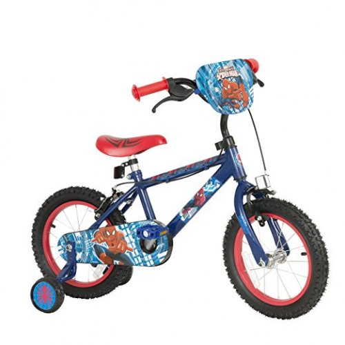 Ultimate Spider Man 14 Inch Bike Was 163 99 99 Now 163 49 99