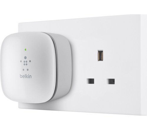 belkin n300 wifi range extender 163 14 99 2 year guarantee currys free delivery hotukdeals