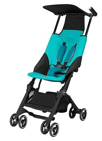 GB Pockit Stroller (World's smallest folding stroller ...
