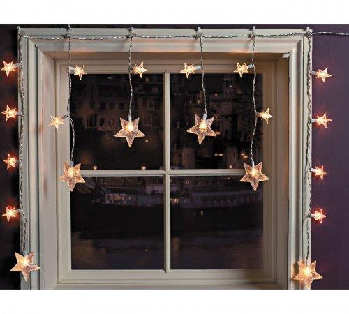 Star window christmas decoration lights argos for 6 star window christmas decoration lights