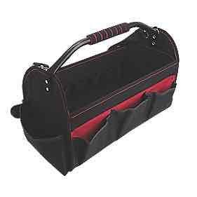 tote tool bag screwfix c c hotukdeals. Black Bedroom Furniture Sets. Home Design Ideas