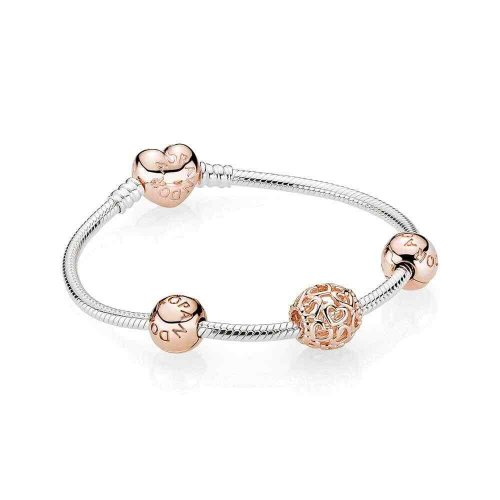 pandora open work bracelet 163 125 the