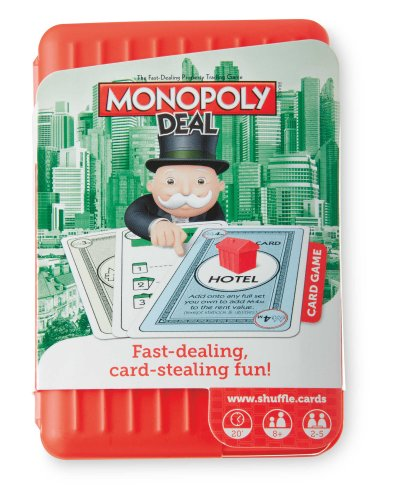 instructions on how to play monopoly deal